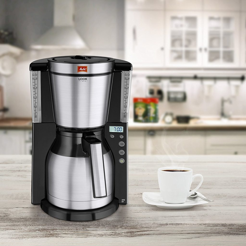 Melitta 1011 16 Look Iv Filter Coffee Machine Best